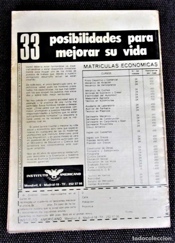 Tebeos: COMBATE Novela gráfica Nº 62 EL JEFE PERDIDO Producciones editoriales1977 Ver descripción y fotos - Foto 2 - 274780598