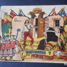 Tebeos: D'ARTAGNAN Y LOS 3 MOSQUETEROS Nº 5 (MUY RARO). Lote 275246148