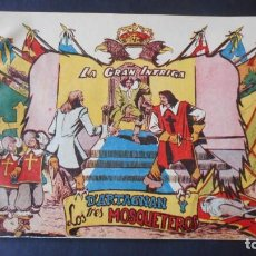 Livros de Banda Desenhada: DARTAGNAN Y LOS 3 MOSQUETEROS Nº 10 (MUY RARO). Lote 275246378