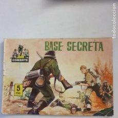 Tebeos: COMBATE BASE SECRETA ESTADO NORMAL MAS ARTICULOS NEGOCIABLE. Lote 275971883