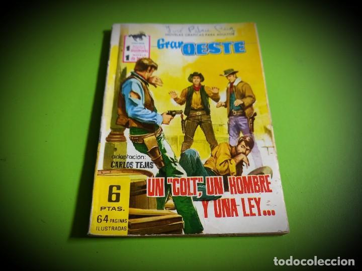 GRAN OESTE Nº 218 FERMA, 1962 (Tebeos y Comics - Ferma - Gran Oeste)