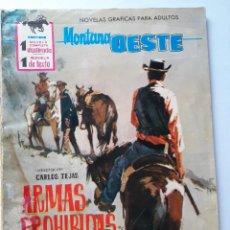 Tebeos: GRAN OESTE-FERMA- Nº 231 -ARMAS PROHIBIDAS-1962-F.CUETO-J.BIELSA-ÚNICO EN TC-BUENO-LEA-5303. Lote 278204338