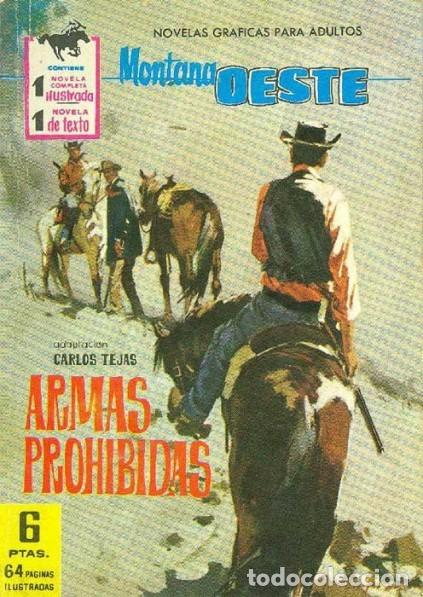 Tebeos: GRAN OESTE-FERMA- Nº 231 -ARMAS PROHIBIDAS-1962-F.CUETO-J.BIELSA-ÚNICO EN TC-BUENO-LEA-5303 - Foto 8 - 278204338