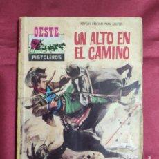 Tebeos: OESTE PISTOLEROS. Nº 106. UN ALTO EN EL CAMINO. EDITORIAL FERMA. Lote 278583273