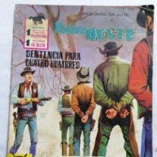 Tebeos: MONTANA OESTE - SENTENCIA PARA CUATRO HOMBRES, Nº 65, EDICIONES FERMA. Lote 279446083