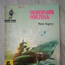 Tebeos: COMBATE, Nº 42, INMERSION FORZOSA. Lote 281852173