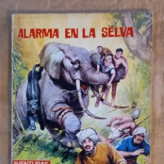 Tebeos: AVENTURAS ILUSTRADAS - FERMA / NÚMERO 1 (ALARMA EN LA SELVA). Lote 284105428