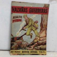 Livros de Banda Desenhada: HAZAÑAS GUERRERAS--NO 24 -COLECCION ILUSTRADA FERMA. Lote 284242603
