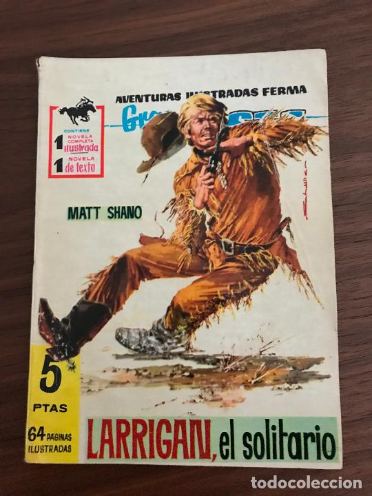 GRAN OESTE Nº 97, NOVELA GRÁFICA, EDITORIAL FERMA (Tebeos y Comics - Ferma - Gran Oeste)