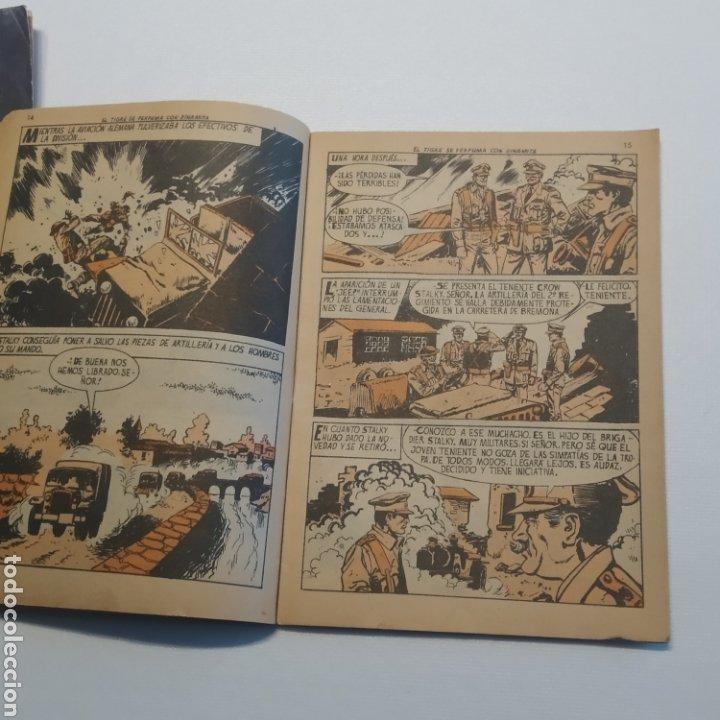 Tebeos: Lote 3 EXTRA COMBATE nº 30, 33 y 54 Editorial Ferma año 1965 - Foto 9 - 286711058