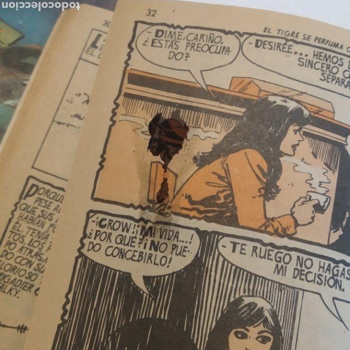 Tebeos: Lote 3 EXTRA COMBATE nº 30, 33 y 54 Editorial Ferma año 1965 - Foto 12 - 286711058