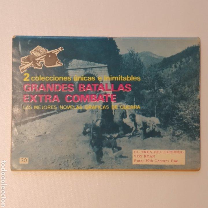 Tebeos: Lote 3 EXTRA COMBATE nº 30, 33 y 54 Editorial Ferma año 1965 - Foto 13 - 286711058
