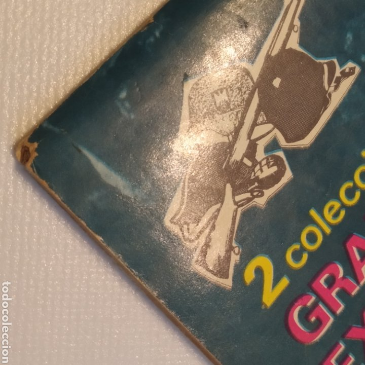 Tebeos: Lote 3 EXTRA COMBATE nº 30, 33 y 54 Editorial Ferma año 1965 - Foto 16 - 286711058