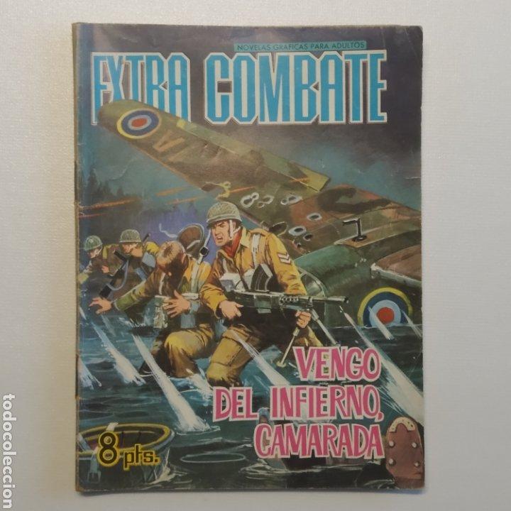 Tebeos: Lote 3 EXTRA COMBATE nº 30, 33 y 54 Editorial Ferma año 1965 - Foto 17 - 286711058