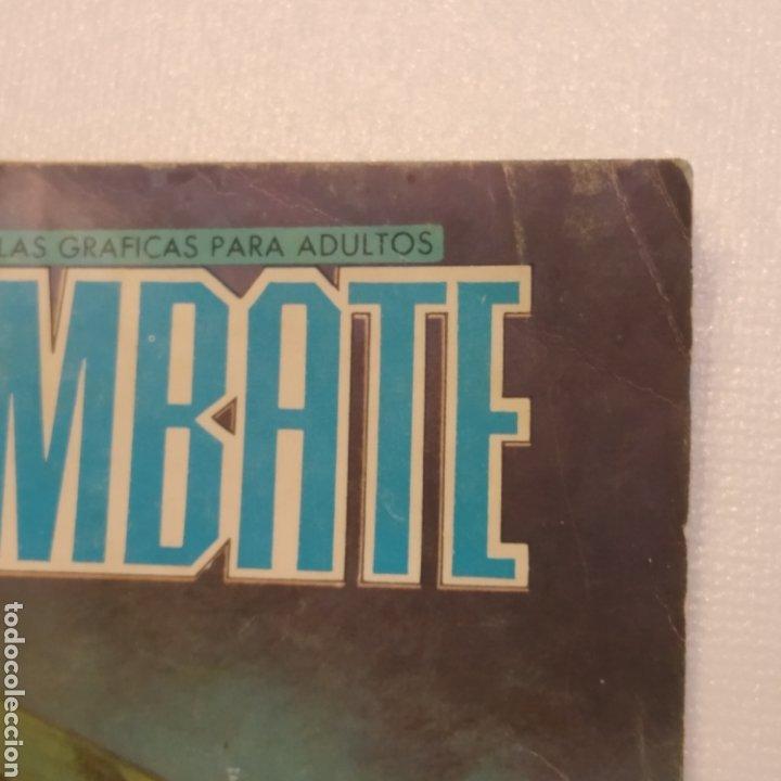 Tebeos: Lote 3 EXTRA COMBATE nº 30, 33 y 54 Editorial Ferma año 1965 - Foto 19 - 286711058