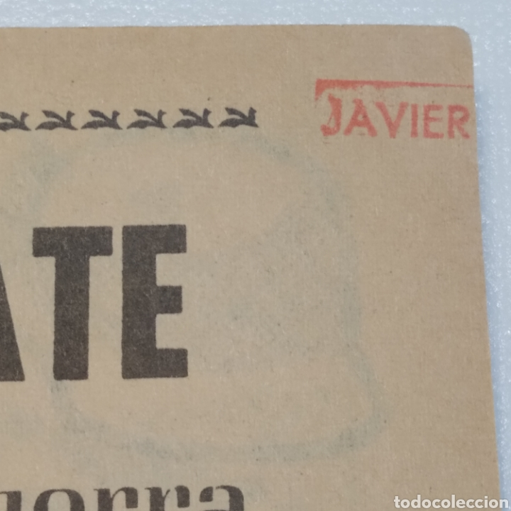 Tebeos: Lote 3 EXTRA COMBATE nº 30, 33 y 54 Editorial Ferma año 1965 - Foto 23 - 286711058