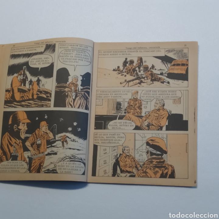 Tebeos: Lote 3 EXTRA COMBATE nº 30, 33 y 54 Editorial Ferma año 1965 - Foto 25 - 286711058