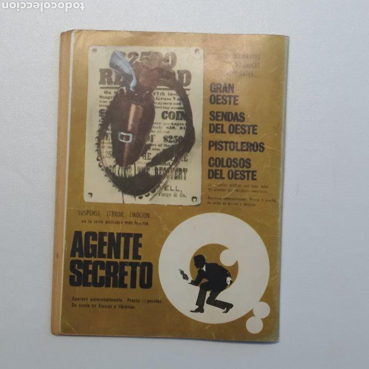 Tebeos: Lote 3 EXTRA COMBATE nº 30, 33 y 54 Editorial Ferma año 1965 - Foto 27 - 286711058