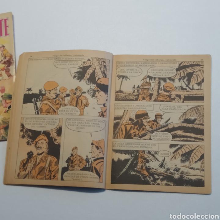 Tebeos: Lote 3 EXTRA COMBATE nº 30, 33 y 54 Editorial Ferma año 1965 - Foto 26 - 286711058