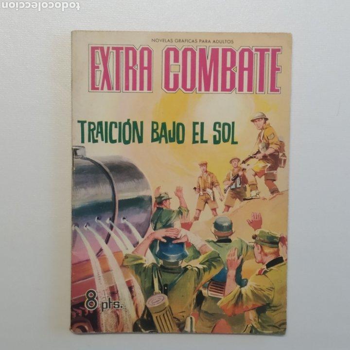 Tebeos: Lote 3 EXTRA COMBATE nº 30, 33 y 54 Editorial Ferma año 1965 - Foto 32 - 286711058