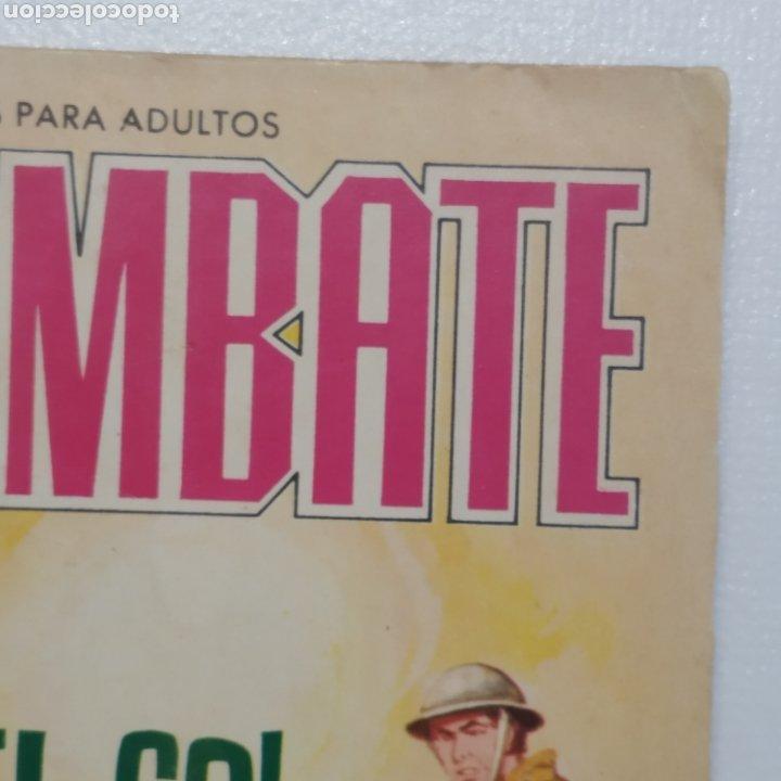 Tebeos: Lote 3 EXTRA COMBATE nº 30, 33 y 54 Editorial Ferma año 1965 - Foto 35 - 286711058