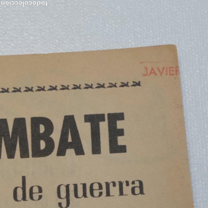Tebeos: Lote 3 EXTRA COMBATE nº 30, 33 y 54 Editorial Ferma año 1965 - Foto 37 - 286711058