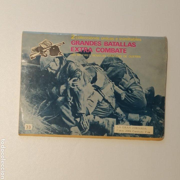 Tebeos: Lote 3 EXTRA COMBATE nº 30, 33 y 54 Editorial Ferma año 1965 - Foto 43 - 286711058
