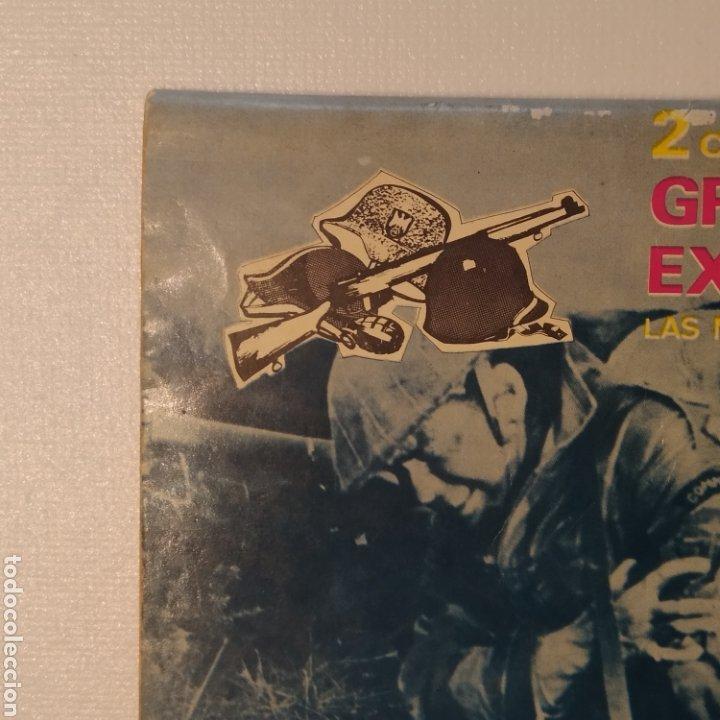Tebeos: Lote 3 EXTRA COMBATE nº 30, 33 y 54 Editorial Ferma año 1965 - Foto 46 - 286711058