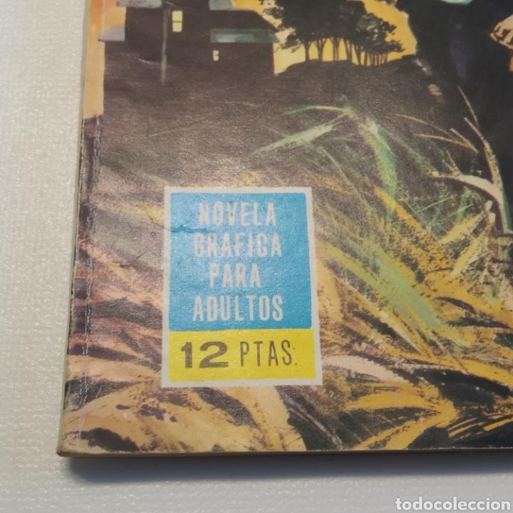 Tebeos: Lote 3 Novela Gráfica TORAY 27 El Corsario Rojo 28 El Extraño caso del Doctor Jekyll 35 Oliver Twist - Foto 4 - 286713823