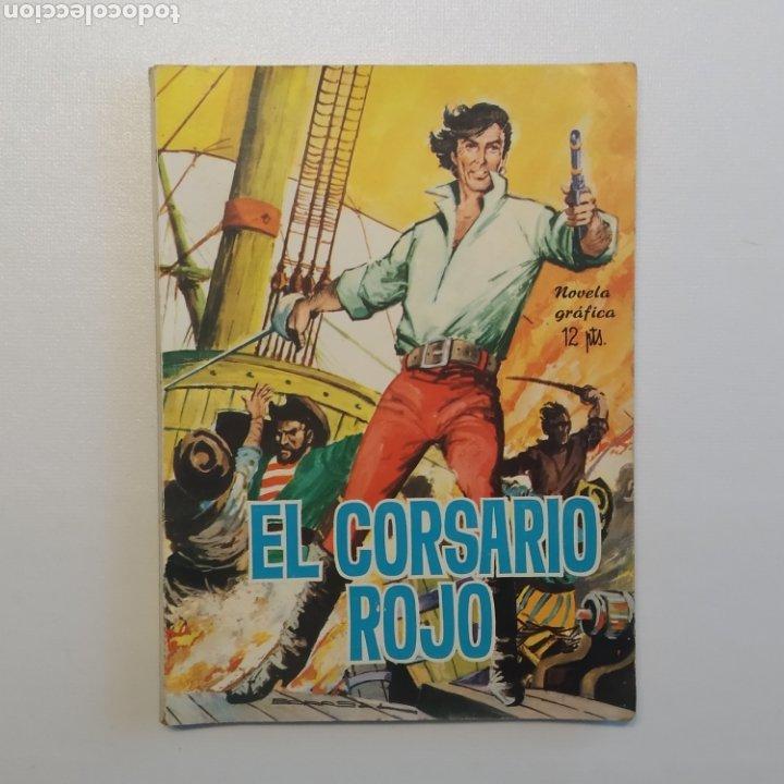 Tebeos: Lote 3 Novela Gráfica TORAY 27 El Corsario Rojo 28 El Extraño caso del Doctor Jekyll 35 Oliver Twist - Foto 15 - 286713823