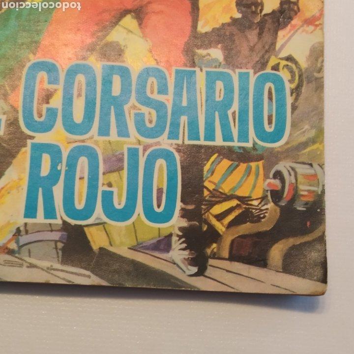 Tebeos: Lote 3 Novela Gráfica TORAY 27 El Corsario Rojo 28 El Extraño caso del Doctor Jekyll 35 Oliver Twist - Foto 16 - 286713823