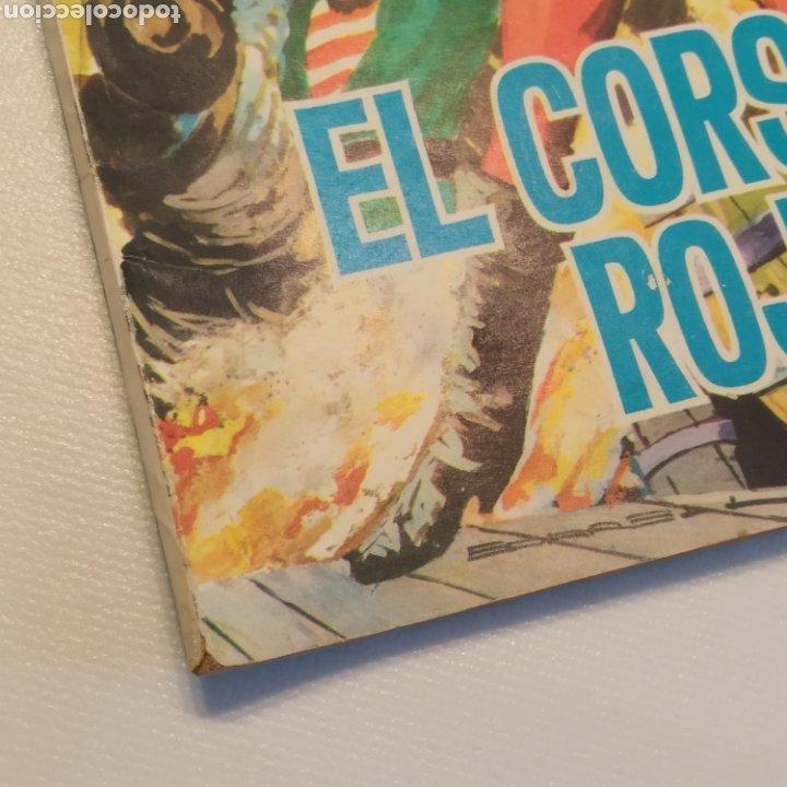 Tebeos: Lote 3 Novela Gráfica TORAY 27 El Corsario Rojo 28 El Extraño caso del Doctor Jekyll 35 Oliver Twist - Foto 17 - 286713823