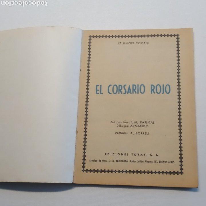 Tebeos: Lote 3 Novela Gráfica TORAY 27 El Corsario Rojo 28 El Extraño caso del Doctor Jekyll 35 Oliver Twist - Foto 18 - 286713823