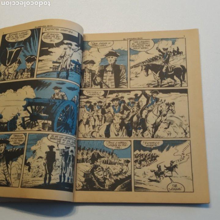 Tebeos: Lote 3 Novela Gráfica TORAY 27 El Corsario Rojo 28 El Extraño caso del Doctor Jekyll 35 Oliver Twist - Foto 21 - 286713823