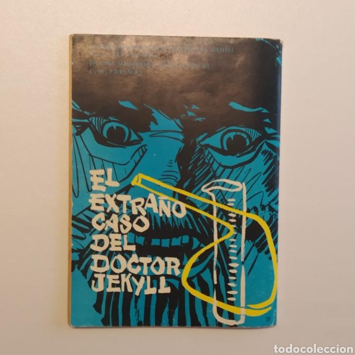 Tebeos: Lote 3 Novela Gráfica TORAY 27 El Corsario Rojo 28 El Extraño caso del Doctor Jekyll 35 Oliver Twist - Foto 25 - 286713823