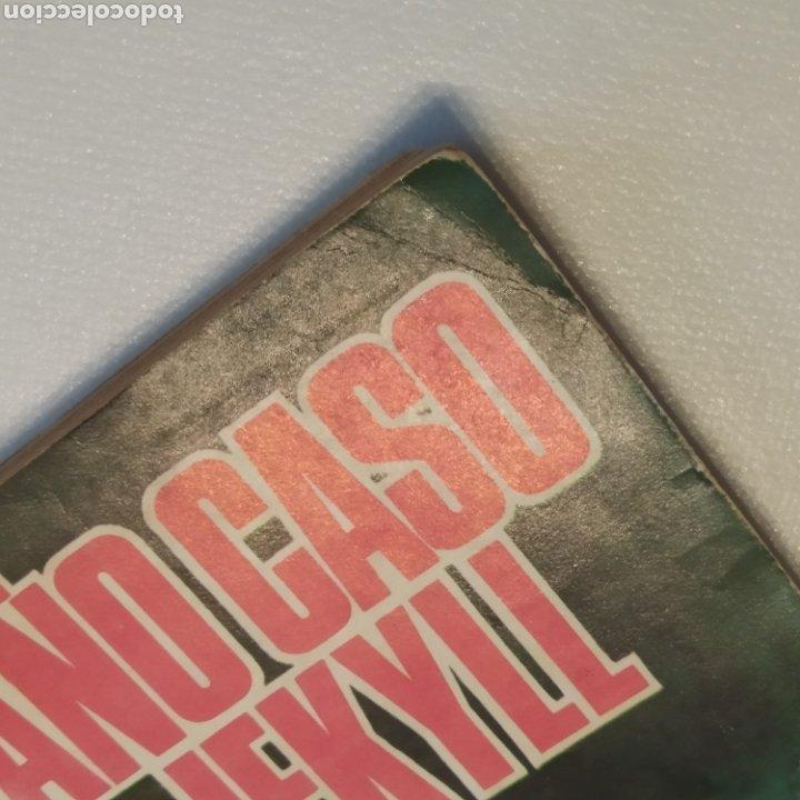Tebeos: Lote 3 Novela Gráfica TORAY 27 El Corsario Rojo 28 El Extraño caso del Doctor Jekyll 35 Oliver Twist - Foto 34 - 286713823