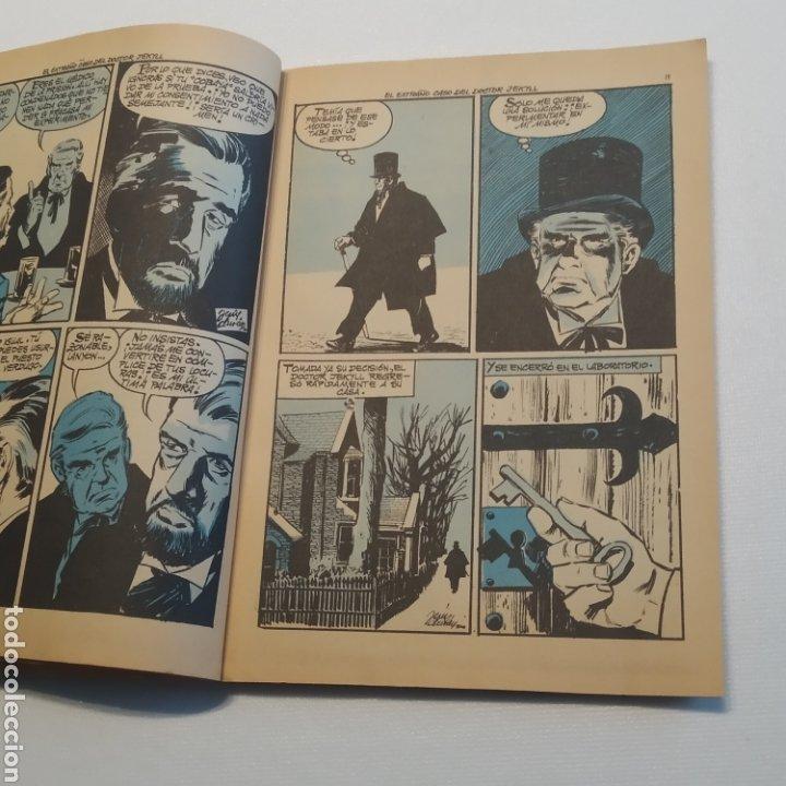 Tebeos: Lote 3 Novela Gráfica TORAY 27 El Corsario Rojo 28 El Extraño caso del Doctor Jekyll 35 Oliver Twist - Foto 37 - 286713823