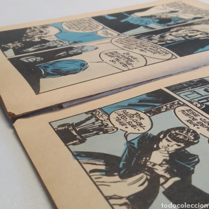 Tebeos: Lote 3 Novela Gráfica TORAY 27 El Corsario Rojo 28 El Extraño caso del Doctor Jekyll 35 Oliver Twist - Foto 40 - 286713823