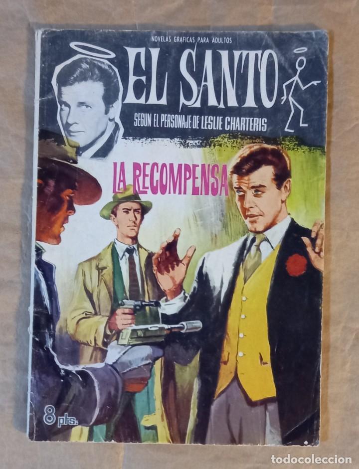 EL SANTO - FERMA / NÚMERO 7 (Tebeos y Comics - Ferma - Otros)