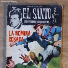 Tebeos: EL SANTO - FERMA / NÚMERO 8. Lote 286728168