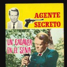 Livros de Banda Desenhada: AGENTE SECRETO - FERMA / NÚMERO 4. Lote 287023808