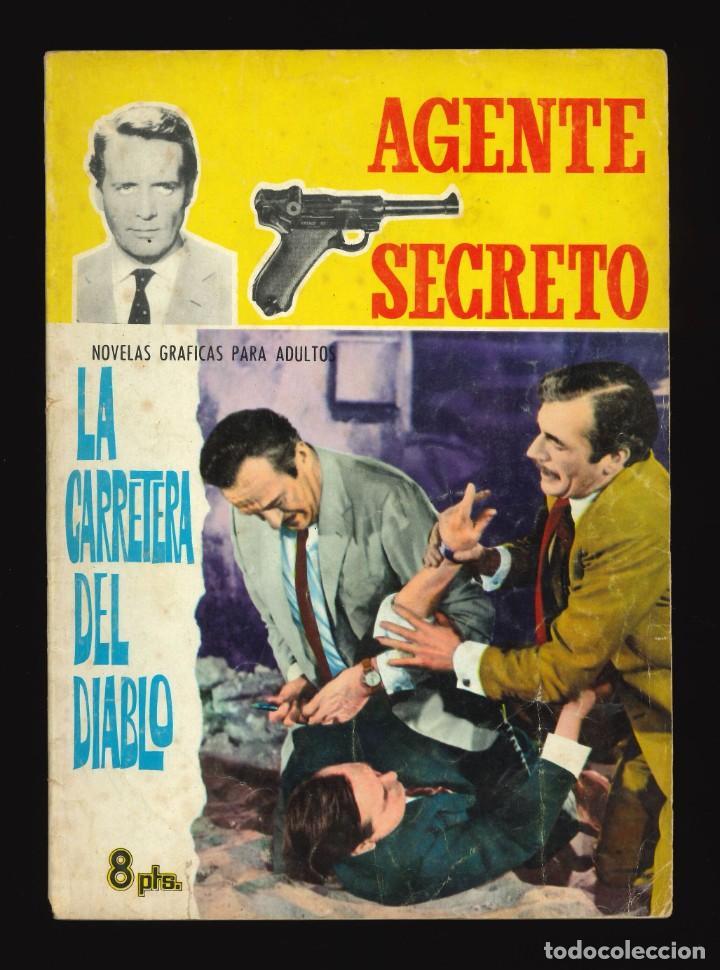 AGENTE SECRETO - FERMA / NÚMERO 11 (Tebeos y Comics - Ferma - Agente Secreto)