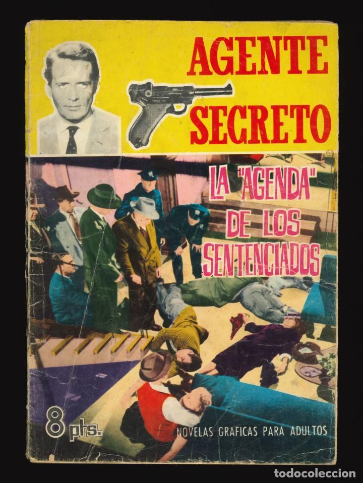 AGENTE SECRETO - FERMA / NÚMERO 16 (Tebeos y Comics - Ferma - Agente Secreto)