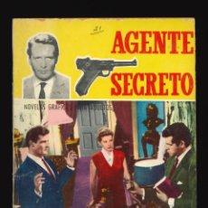 Livros de Banda Desenhada: AGENTE SECRETO - FERMA / NÚMERO 21. Lote 287025713