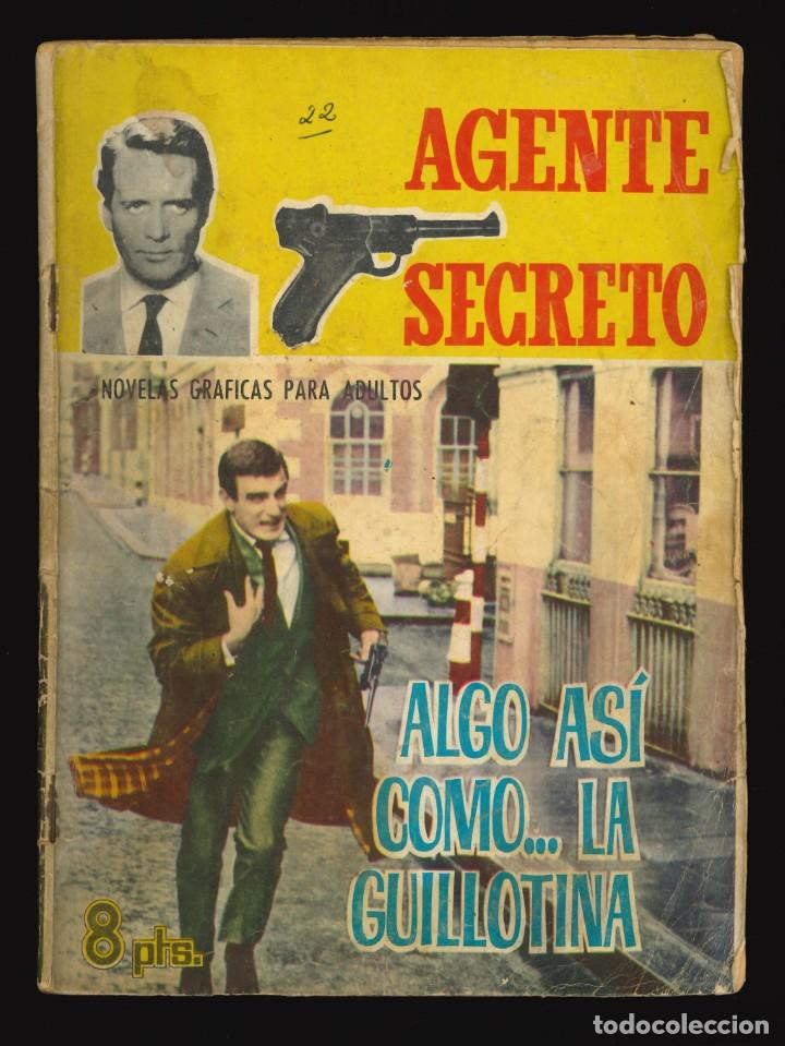 AGENTE SECRETO - FERMA / NÚMERO 22 (Tebeos y Comics - Ferma - Agente Secreto)