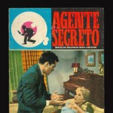 Livros de Banda Desenhada: AGENTE SECRETO - FERMA / NÚMERO 34. Lote 287103473