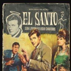 Tebeos: EL SANTO - FERMA / NÚMERO 3. Lote 287111583