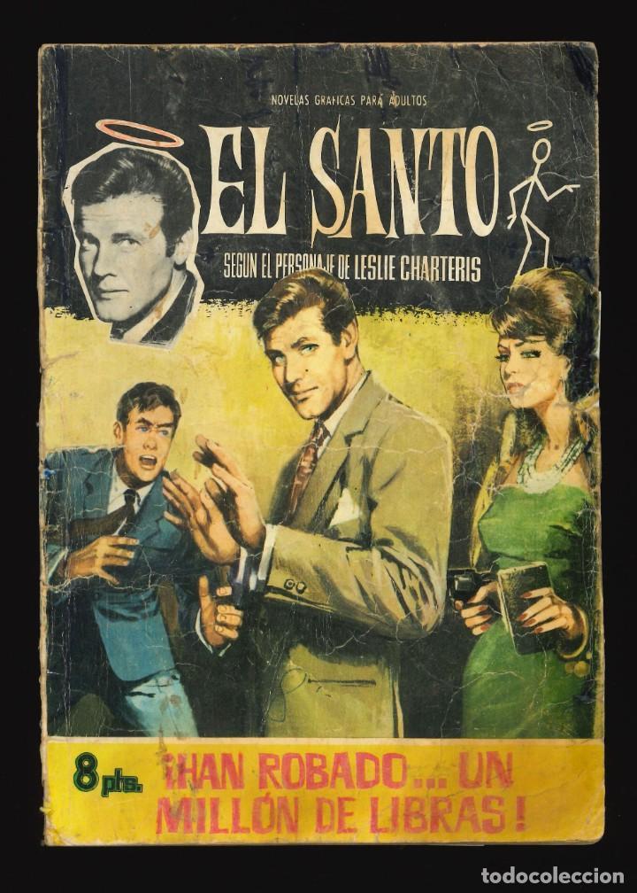 EL SANTO - FERMA / NÚMERO 3 (Tebeos y Comics - Ferma - Otros)