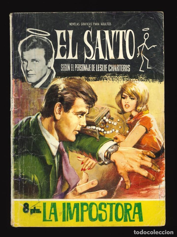 EL SANTO - FERMA / NÚMERO 4 (Tebeos y Comics - Ferma - Otros)