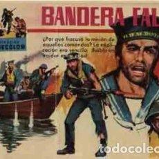 Tebeos: CINECOLOR-COMBATE-FERMA- Nº 50 -BANDERA FALSA-1964-GRAN JESÚS BLASCO-CASI BUENO-DIFICIL-LEAN-5608. Lote 290107908
